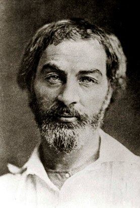 Walt Whitman in 1854